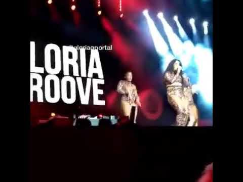 Gloria Groove  Indecente Anitta MilkShake Festival - 2018