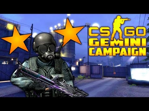 DOUBLE STAR PHOENIX ★ Counter Strike (CSGO) (Gemini Campaign)