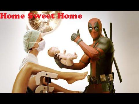 Deadpool Ps4 - Home Sweet Home