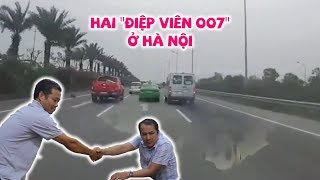 """Hai """"Điệp Viên 007"""" bắt tay sau những pha đánh võng gây xôn xao Hà Nội"""