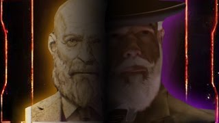 Is Dr Maxis The Shadow Man? Black Ops 3 : Shadows Of Evil Black Ops 3 Zombies