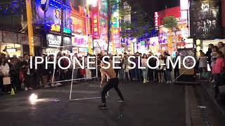 iPhone SE Slo-Mo
