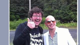 Rapper Pitbull Thrills Fans in Middle of Nowhere, Alaska
