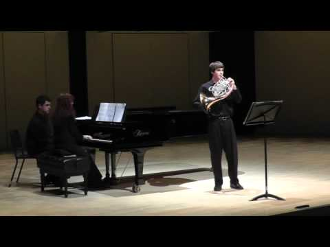 Mozart - Horn Concerto No 1 in D Major, K. 412