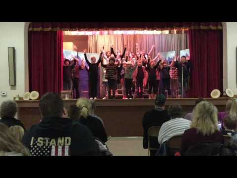 Ixonia Elementary presents The Adventures of Lewis and Clark