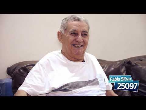 Pastor Anésio Sarmento fala sobre o deputado estadual Fabio Silva