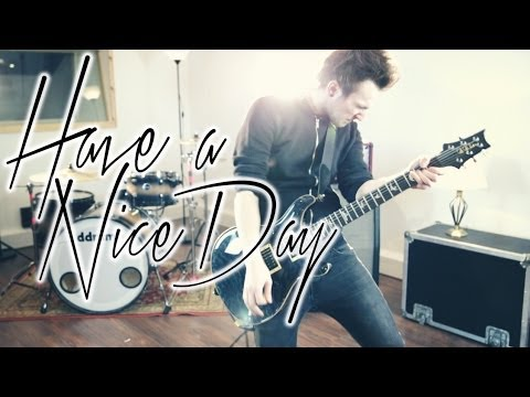 Have A Nice Day - Bon Jovi (Phil Maher Cover)