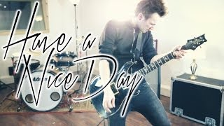 Скачать Have A Nice Day Bon Jovi Phil Maher Cover
