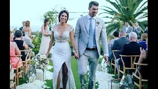 Michael Phelps and Nicole Johnson Share Photos From Their Second Wedding Ceremony in Cabo