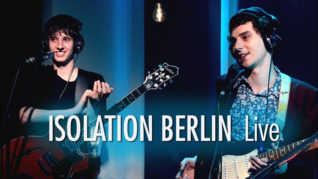 Isolation Berlin Gewinnspiel