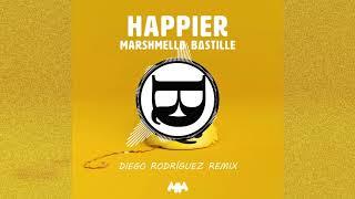 Marshmello ft. Bastille - Happier (Diego Rodríguez Remix)