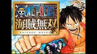 One Piece Kaizoku Mus