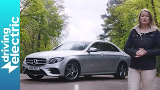 Mercedes E-Class hybrid review - DrivingElectric