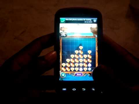 Jewels Deluxe Level 61 Android Phone
