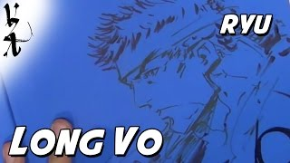 Long Vo drawing Ryu