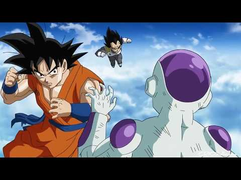 Dragon ball z goku vs freezer n-1hd latino
