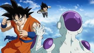 Dragon ball super goku vs freezer parte1 latino