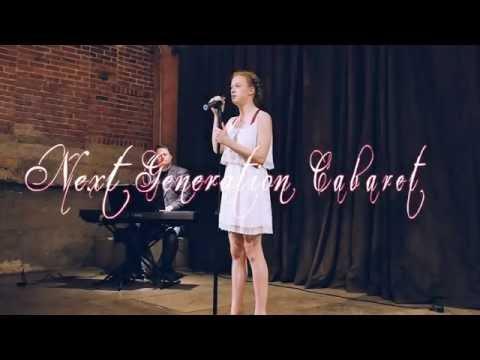 The Next Generation Cabaret   Adalyn Tibbits   Blue Horizon