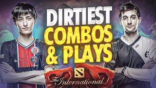 Dirtiest Combos & Pląys of TI10 The International 10 - Dota 2