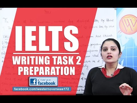 IELTS Writing Preparation Tips - 2017 Pattern