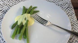Как правильно приготовить спаржу  ГАРНИР из овощей easy healthy recipes by SalvoTV