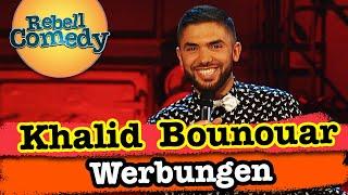 Khalid Bounouar – Werbungen in Deutschland