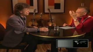 Mick Jagger on drugs, critics, Beatles