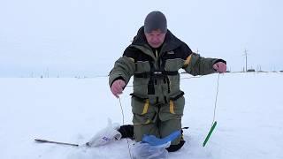 Зимняя рыбалка. Ловля подлещика в марте 2018