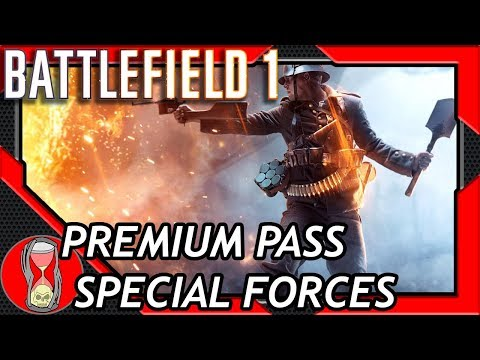 DON'T MESS WITH THE PREMIUM PASS PEOPLE - Battlefield 1 Gameplay |