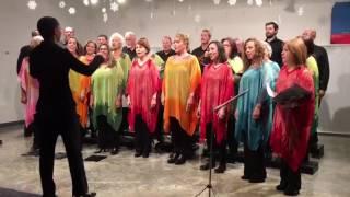 Sobre Tus Cholitas - Amazonia Vocal Ensemble