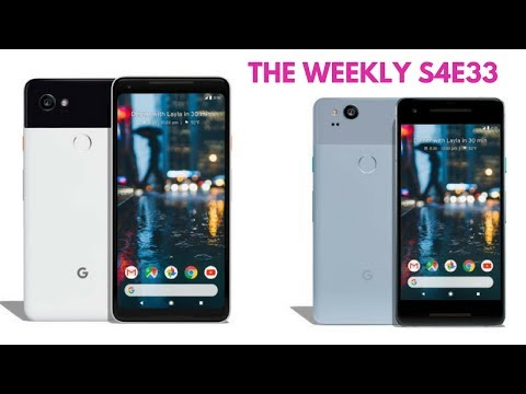 Pixel 2 Aftermath, Google Hardware & More: The Weekly S4E33