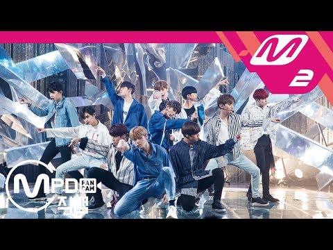 [MPD직캠] 워너원 직캠 '켜줘(Light)' (WANNA ONE FanCam) | @MCOUNTDOWN_2018.6.7
