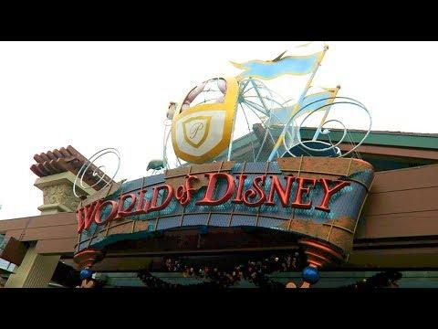 Disney Springs - World of Disney Store