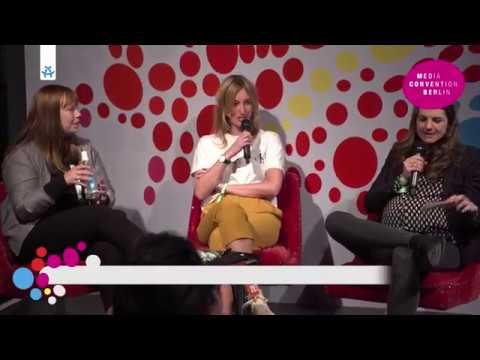 Digitale Pionierinnen | Media Convention Berlin 2018