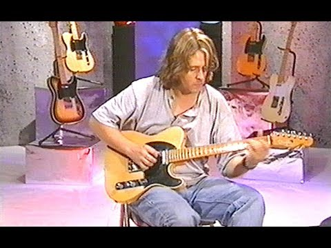The Fender Telecaster Greats – Guitar lesson with Troy Dexter