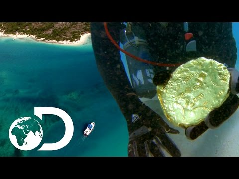 Will Darrell Find Gold near Turks and Caicos Island? | Cooper's Treasure