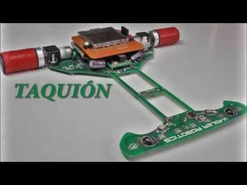 MASLER Robotics | TAQUIÓN Fast Line Follower Robot
