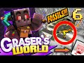 Minecraft Graser's World Episode 6: Hidden Fossils!