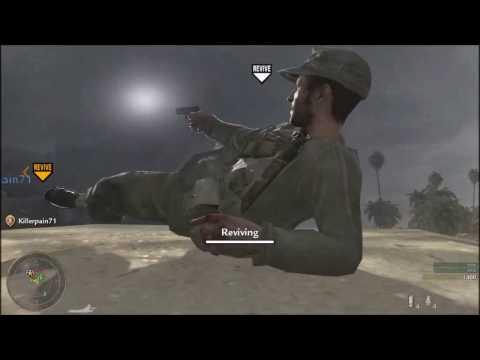 World at War Veteran COOP part 2: WW2 isn't real