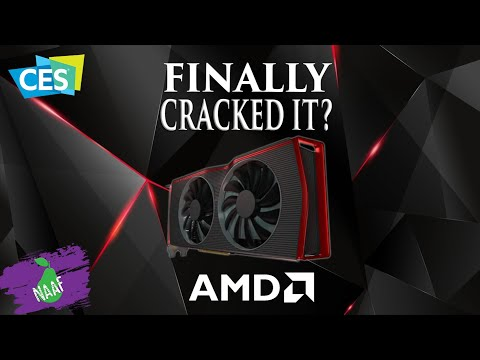 5600 XT AMD Might Just Pull This Out Of The Fire!