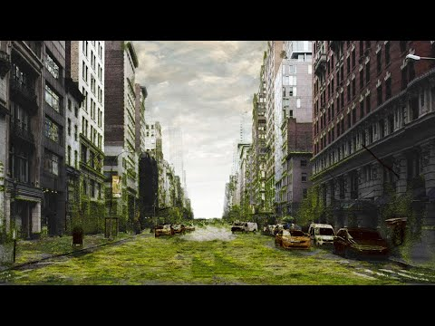5 Massive Abandoned Cities That Actually Exist