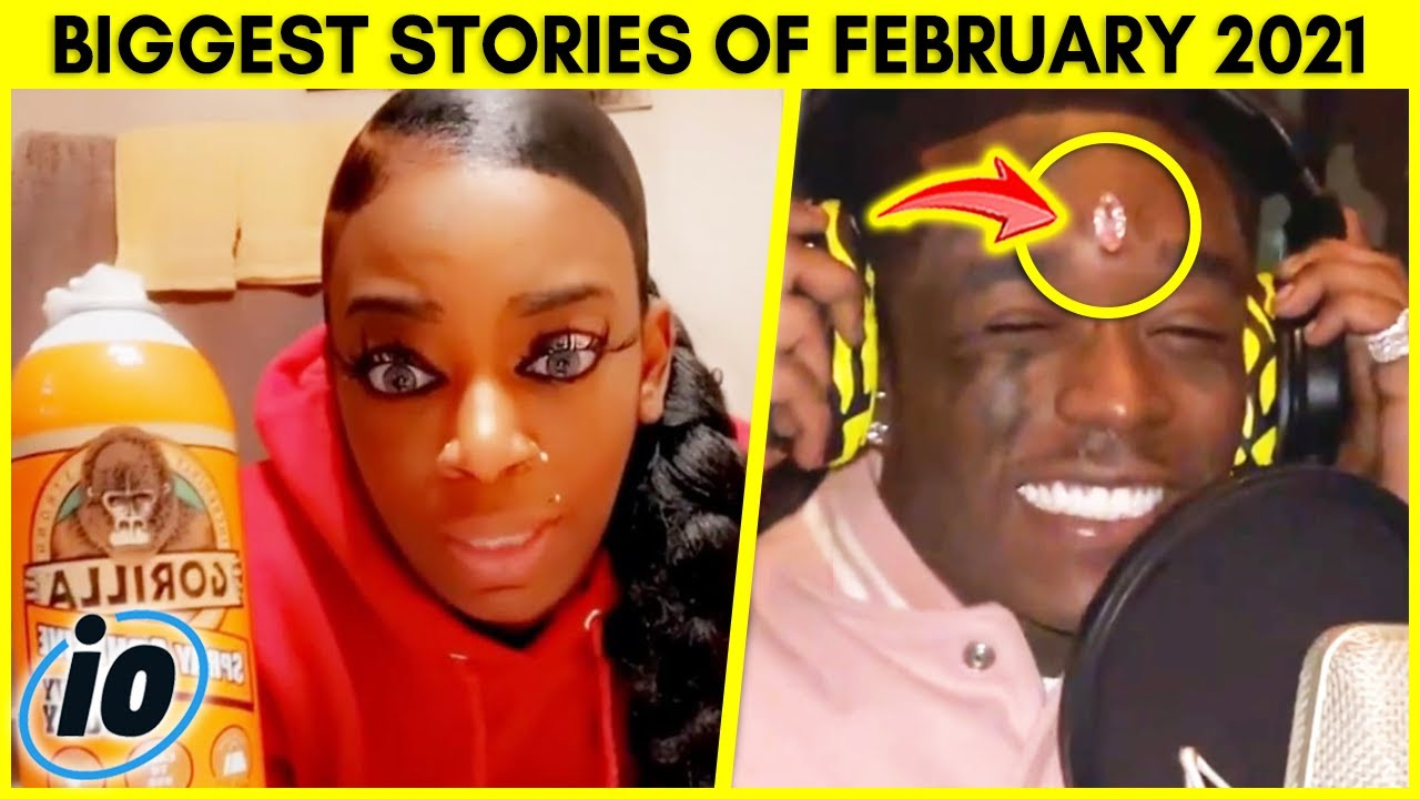 Top 10 Biggest News Stories of February 2021