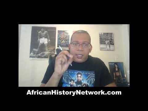 National Geographic admits to decades of Racism - Black Panther Online Lecture Preview  3-29-18