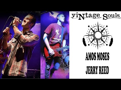 Amos Moses - Jerry Reed - Acoustic Cover