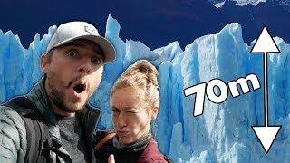 UN GLACIER IMMENSE • Découverte du Perito Moreno (Argentine) thumbnail