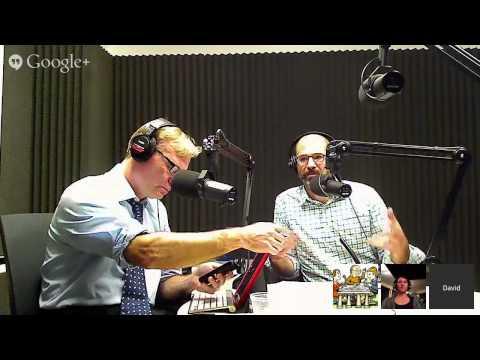 WATCH LIVE: Slate Political Gabfest with David Plotz, John Dickerson, and Emily Bazelon