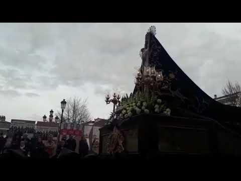 La Dolorosa toma el relevo de La Borriquita