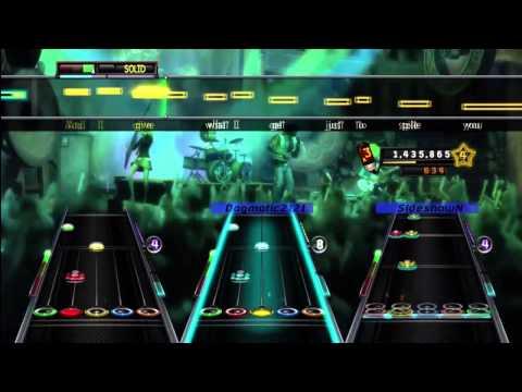 Salute Your Solution - The Raconteurs Expert Full Band Guitar Hero DLC
