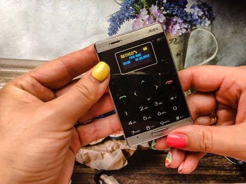Incoming Call Mini Phone AIEK M3