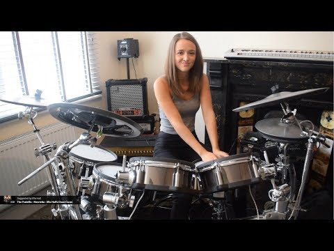 No One Knows - Queens Of The Stone Age- Drum Cover - Ella Hall